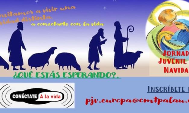 """""""CONÉCTATE A LA VIDA"""", Jornada Juvenil en Navidad"""