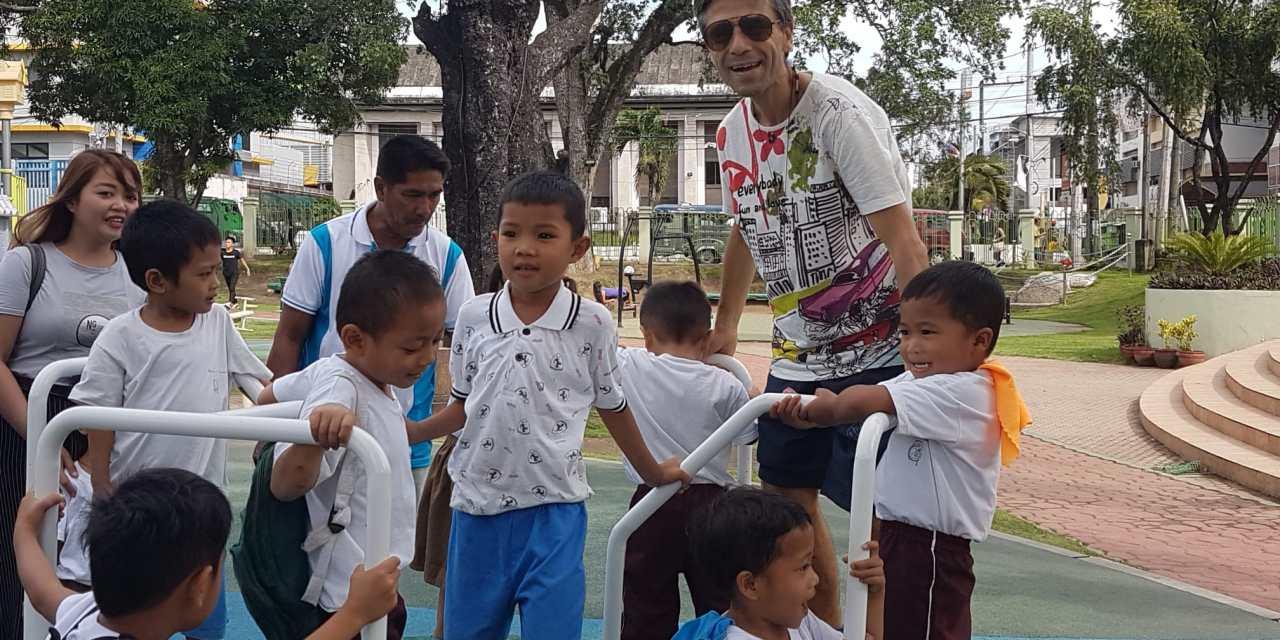 Experiencia en Filipinas