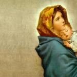 Día 8.- María, VIRGEN ORANTE