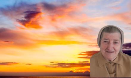 HNA. Mª TERESA PÉREZ ORTEGA, CMT