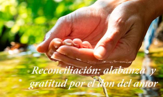 CELEBRACIÓN COMUNITARIA DE LA RECONCILIACIÓN 2021