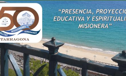 150 ANIVERSARIO DE LA PRESENCIA DE LAS CARMELITAS MISIONERAS TERESIANAS EN TARRAGONA