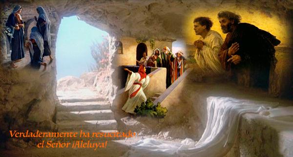 PASCUA DE RESURRECCCIÓN