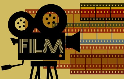 Film camera and reels