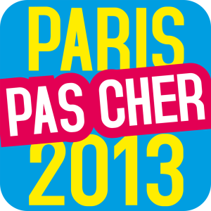 Cheap Paris app (Paris Pas Cher)