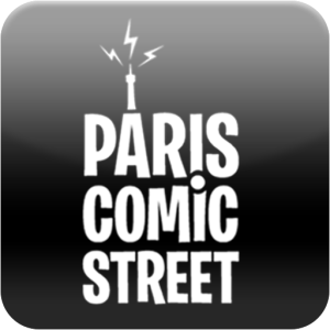 Paris Comic Street app