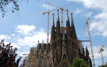¿Estará la Sagrada Familia terminada en 2026?