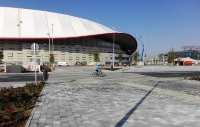 La Justicia madrileña anula la reforma del plan urbanístico del Wanda Metropolitano