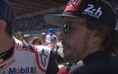 Alonso y Toyota descalificados después del último triunfo en el WEC en Silverstone
