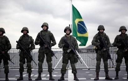 Brasil envía tropas para mantener el orden en la frontera por la llegada de inmigrantes venezolanos