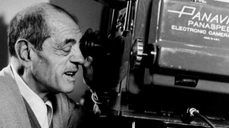El cineasta español, Luis Buñuel