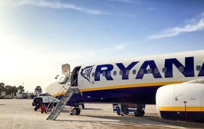 La huelga de Ryanair afecta a 82 vuelos en España y a casi 400 en toda Europa