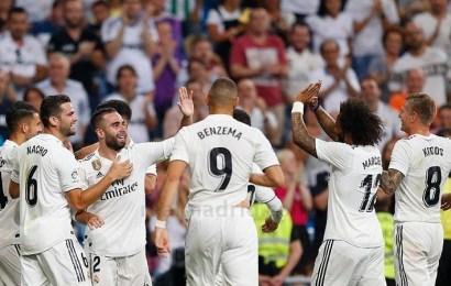 Resumen de la primera Jornada de La Liga: Messi, André Silva y un sólido Real Madrid