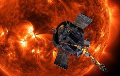 La NASA lanza con éxito la sonda solar Parker que tocará el Sol