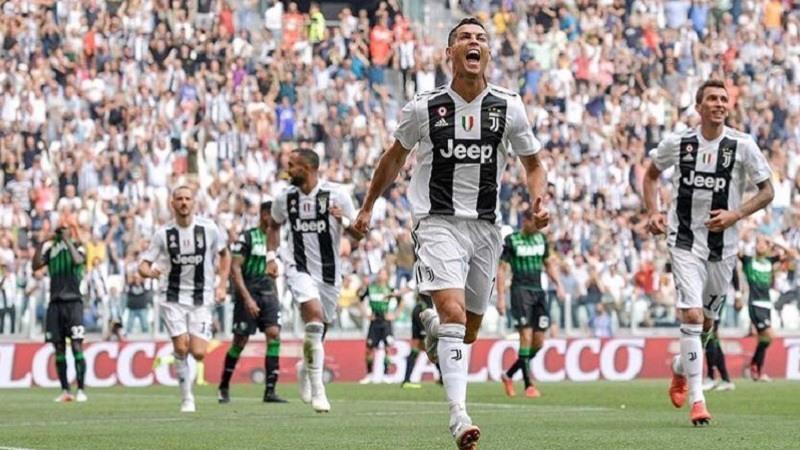 Cristiano Ronaldo se estrena con la Juve