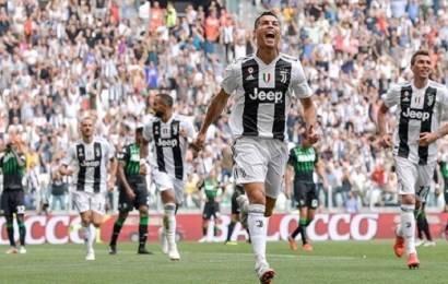 El regreso de Cristiano a España después de marcar por primera vez con la Juve