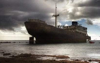 """Lo que no sabías del misterioso """"barco fantasma"""" encallado en Myanmar"""