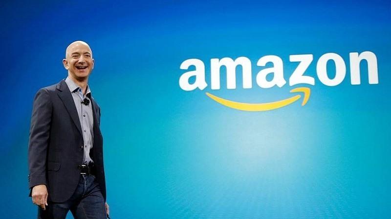 Jeff Bezos, fundador de Amazon y el hombre más rico del planeta
