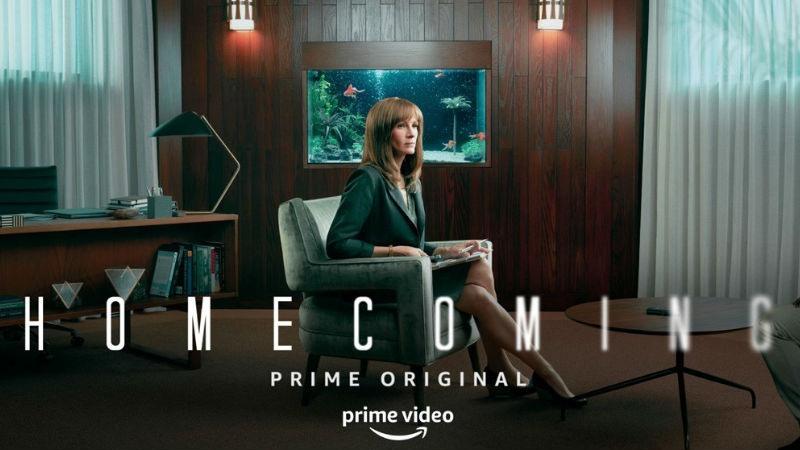"""Julia Roberts promociona su primera serie en el Festival de Toronto: """"Homecoming"""""""