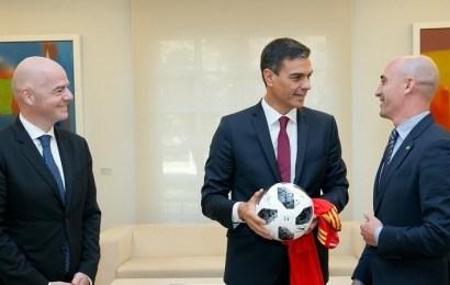 La Real Federación Española de Fútbol y la FIFA rechazan la propuesta de La Liga de jugar un encuentro en Estados Unidos