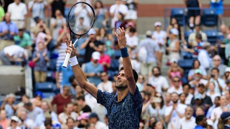 Novak Djokovic, vencedor del US OPEN 2018