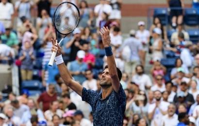 Djokovic gana el US Open e iguala a su ídolo de la infancia Pete Sampras