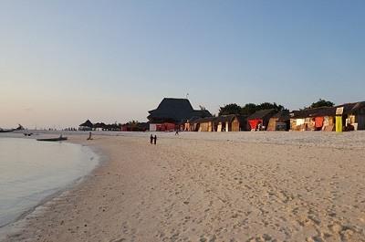 Playas de Zanzíbar