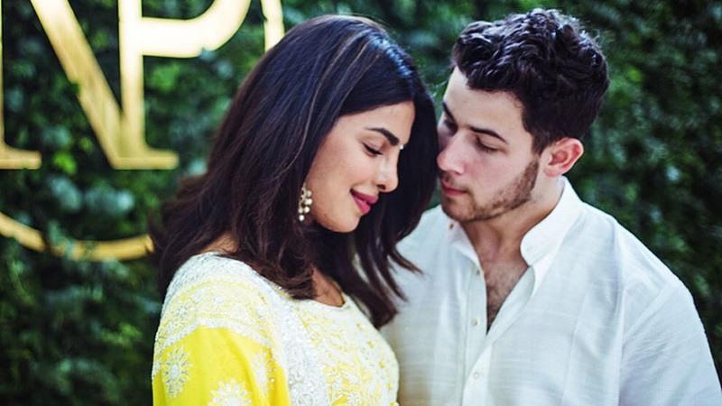 Priyanka Chopra y Nick Jonas - Imagen de Instagram
