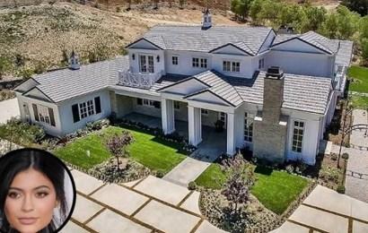 Conoce la nueva casa de Kylie Jenner en Hidden Hills, CA