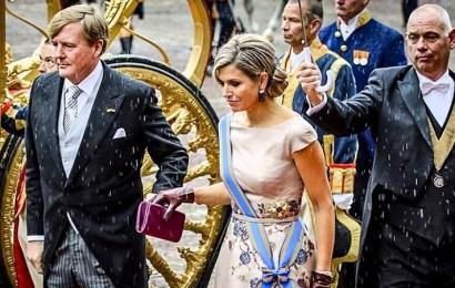 La reina Máxima de Holanda celebra junto a su familia el Día del Príncipe