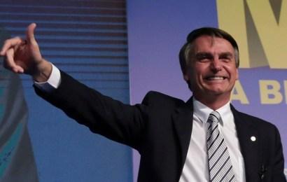 El ultra Bolsonaro arrasa en brasil pero necesitará una segunda vuelta