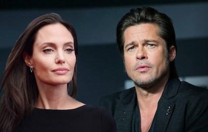 ¿¿Qué ocurrió en el encuentro secreto entre Angelina Jolie y Brad Pitt??