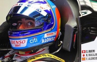 Fernando Alonso queda segundo en Fuji pero sigue liderando el Mundial