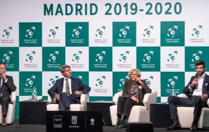 Gerard Piqué habla sobre Federer, Djokovic y la participación de Nadal en su nueva Copa Davis