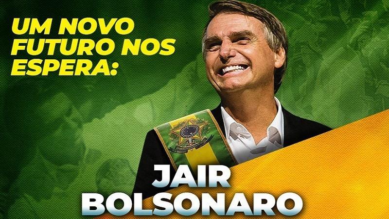 Jair Bolsonaro elegido presidente de Brasil