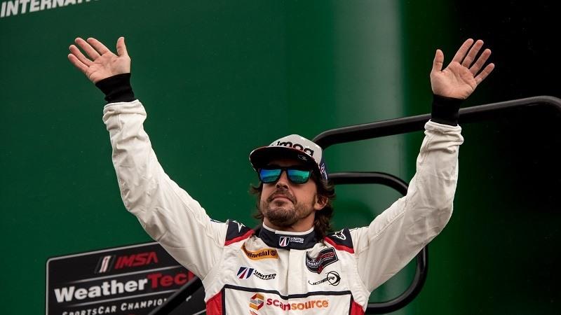 Alonso correra en las 24 horas de Daytona