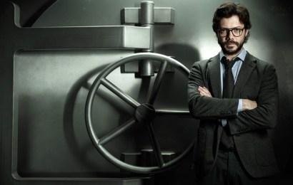 """Álvaro Morte: """"El Profesor"""" el hombre del momento"""