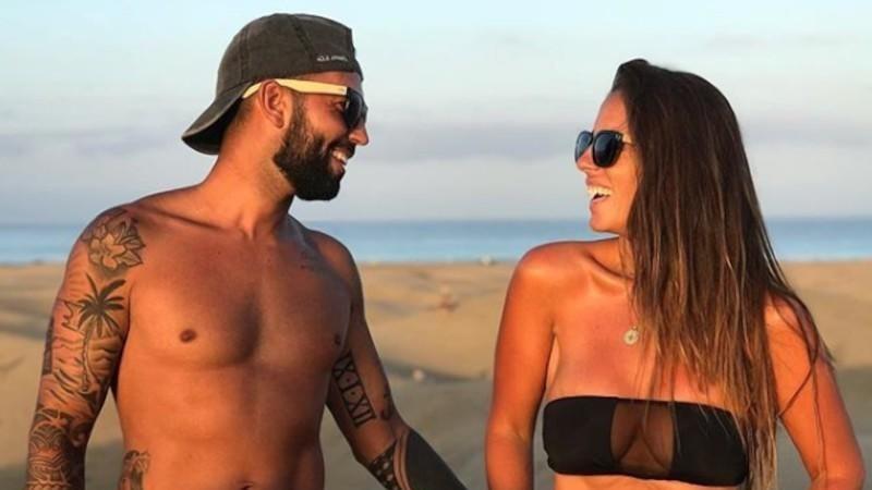Anabel Pantoja muestra su amor a Omar Sanchez