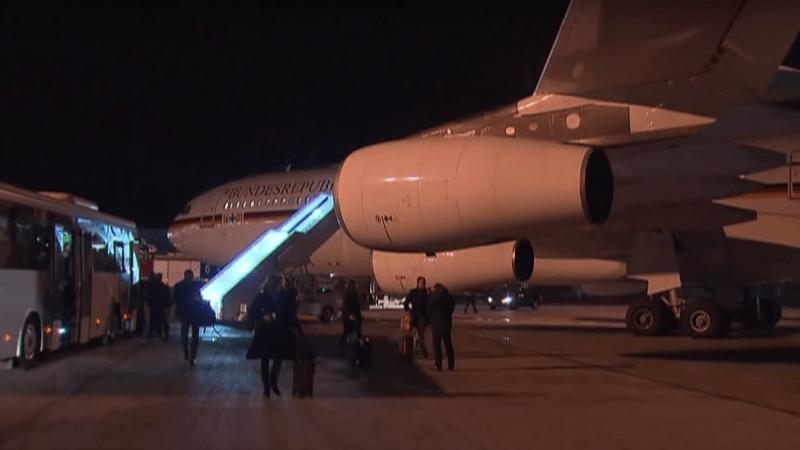 Avion Merkel