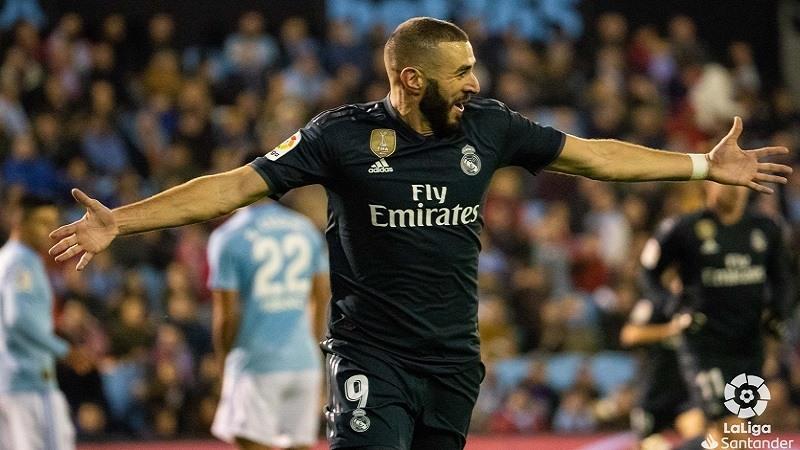 Cuarta victoria consecutiva del Real Madrid de Solari