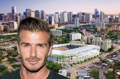 Estadio de David Beckham