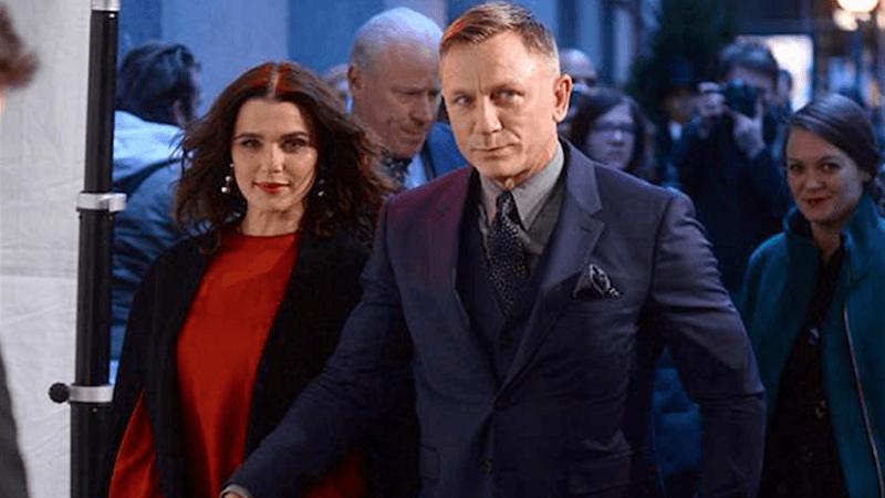 Rachel Weisz y Daniel Craig se han convertido en padres
