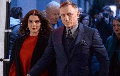 ¡Rachel Weisz y Daniel Craig se han convertido en padres!