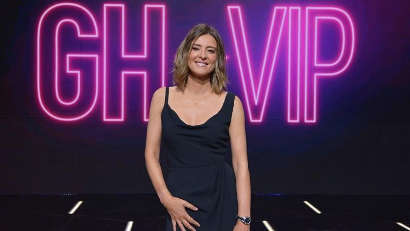 Sandra Barneda en el plato de GH VIP 6