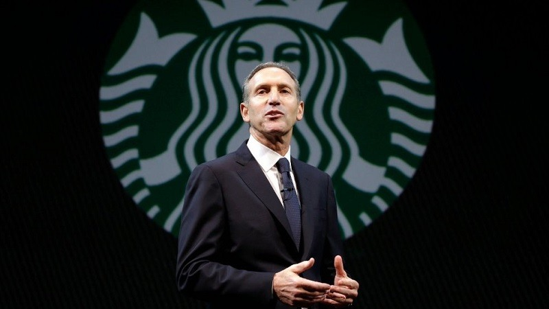 Starbucks y Howard Schultz