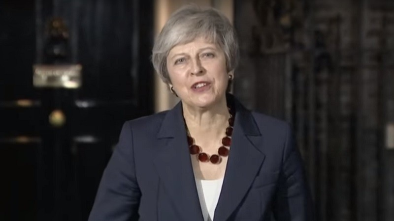 Theresa May logra el apoyo de su gobierno tras el principio del acuerdo sobre el Brexit con la UE