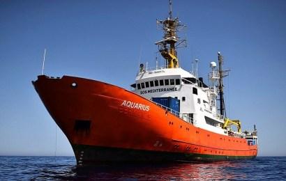 El buque de rescate Acuarius ya no salvará a más inmigrantes en el Mediterráneo