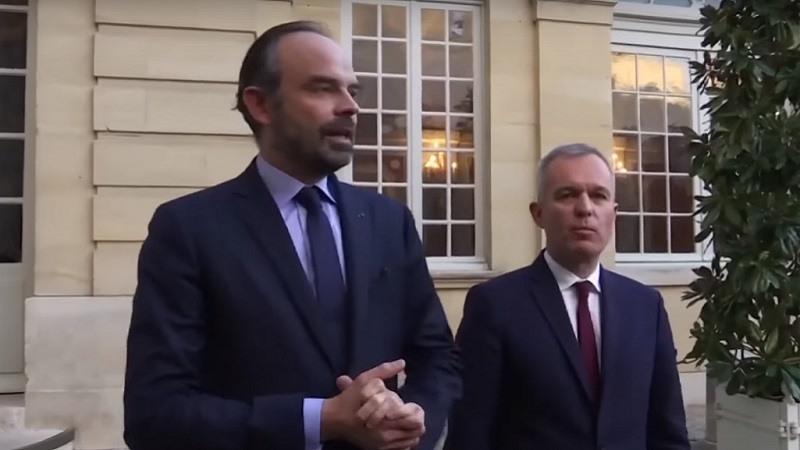 El primer ministro frances anunciara una suspension de los aumentos de los impuestos al combustible