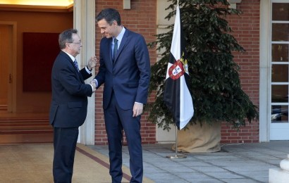 España desarrollará un proyecto global para fortalecer y modernizar la frontera con Marruecos