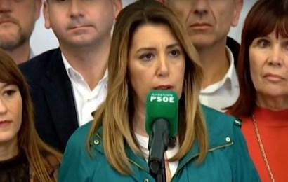 La derrota histórica del PSOE abre la puerta a un gobierno de derechas en Andalucía